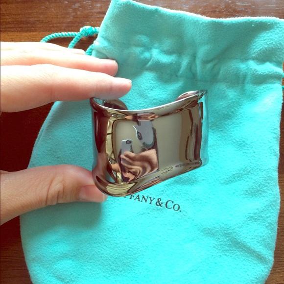 Tiffany Amp Co Jewelry Tiffany Bone Cuff Small Poshmark