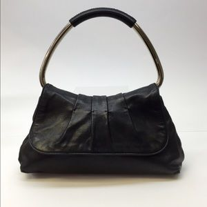 how much are prada wallets - Prada - Prada Black Leather Bag Silver Handle Bag from Alexa's ...