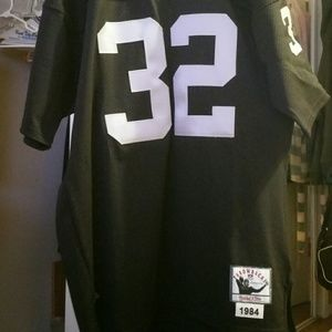 newest 1a3a5 95d9c Authentic Marcus Allen throwback jersey NWT