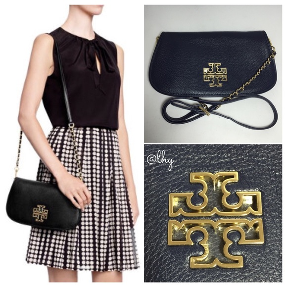 3% off Tory Burch Handbags - ❌SOLD❌TORY BURCH BRITTEN CROSSBODY ...