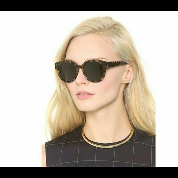 ecacb490629c Karen Walker Round Anywhere Sunglasses