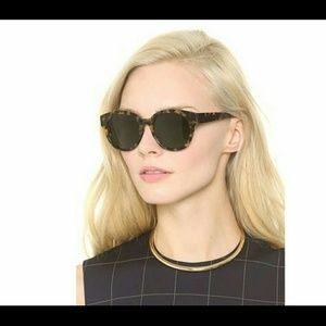 Karen Walker Accessories - Karen Walker Round Anywhere Sunglasses