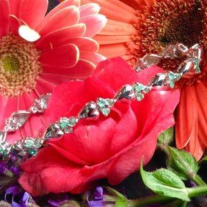 Genuine Emerald 💚 Bracelet