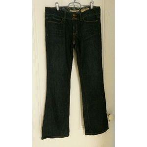 Gap Mid Rise Boot Cut Jeans 29R/8R