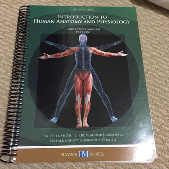 Other   Anatomy And Physiology Lab Textbook Third Edition   Poshmark