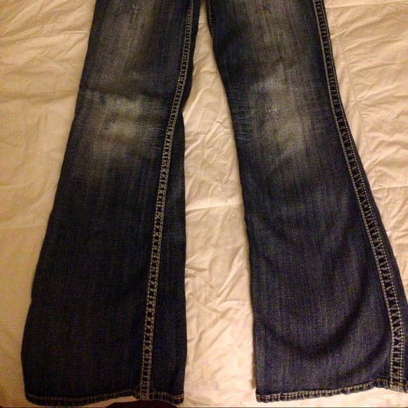 77% off Silver Jeans Pants - Buckle Silver jeans 30W 32L from