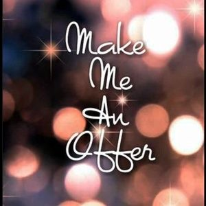Other - MAKE Me An Offer☺️