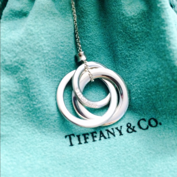 Tiffany Amp Co Jewelry Tiffany 1837 Interlocking Circles
