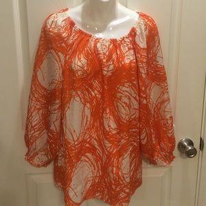 Susan Graver blouse.