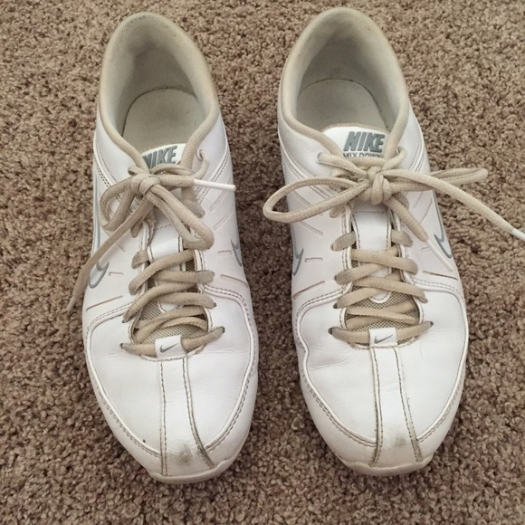 73 nike shoes white nike cheer shoes from kenzie s