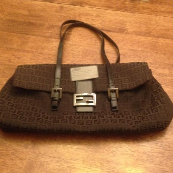 dd2c125621e4 FENDI Handbags - Vintage Fendi purse. With serial number in pic