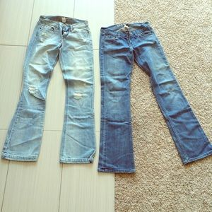 Ezra Fitch jeans from Abercrombie & Fitch