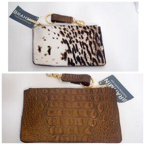 Brahmin Clutches & Wallets - NWT Brahmin Coin Purse
