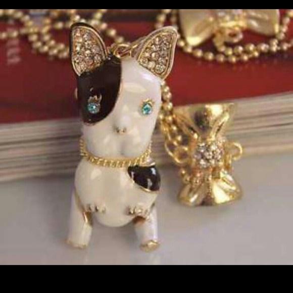 34 betsey johnson jewelry betsey johnson bulldog