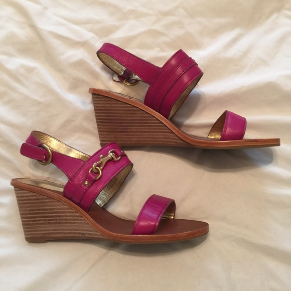 f86f442046556 Coach Shoes - Coach Pam Sandal