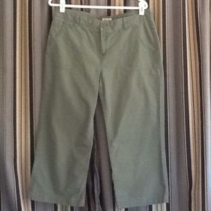 Bass Pants - Get Ready for Spring! Capris From G.H. Bass!!