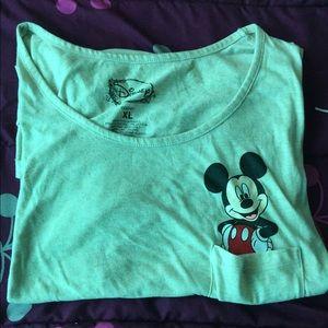 Mickey Mouse pocket tee