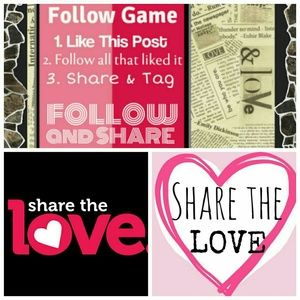 Other - NEED FOLLOWS? Share the Love!