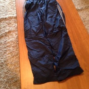 Old Navy blue workout pants