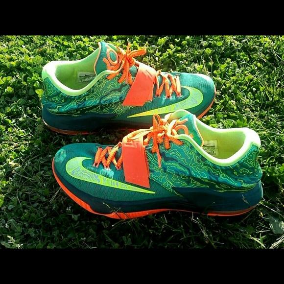 Nike Shoes Kd 7 Weatherman Poshmark