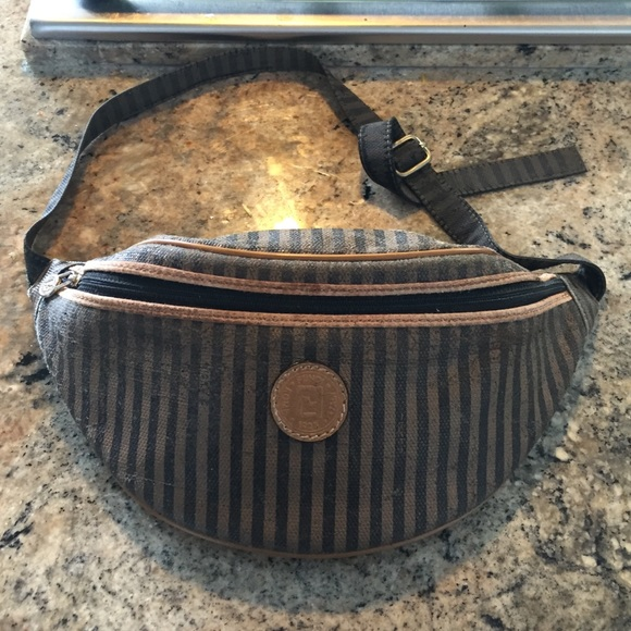 Fendi Bags Vintage Fanny Pack Poshmark