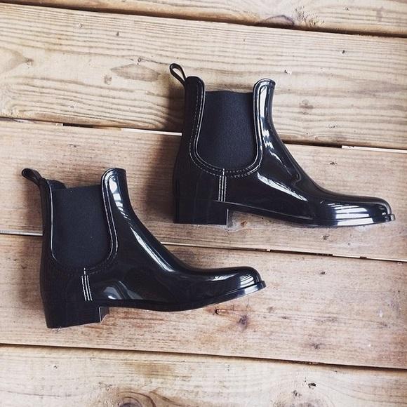 e16312477dc2d J. Crew Shoes | Jcrew Chelsea Rain Boots | Poshmark