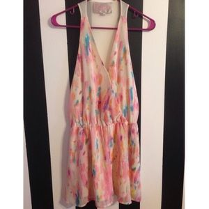 Rory Beca Other - Multi-Colored Romper. Size Medium.