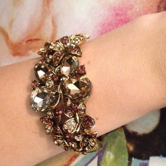 Sparkly Gold Bracelet From