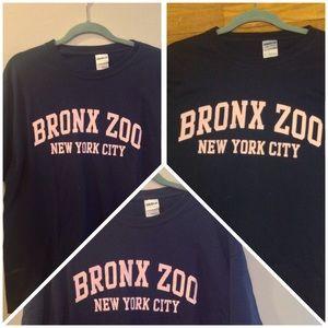 Bronx zoo tee