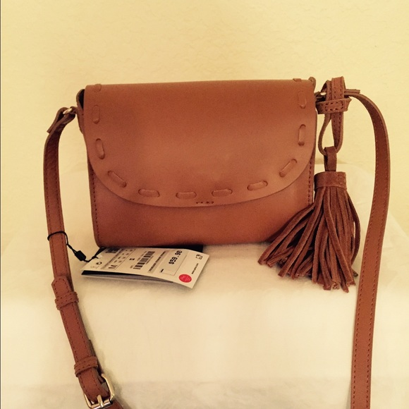 Zara Bags   Basic Leather Bag   Poshmark 9e10d9a3ab