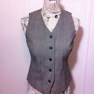 LOFT Other - 🆕 Loft Stretch Gray Vest 4