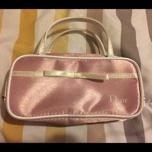 Dior Parfum cosmetic bag