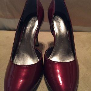 Anne Klein Red Heels