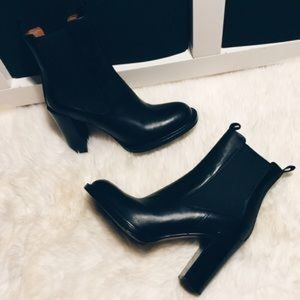 Celine high heel Chelsea boots reduced