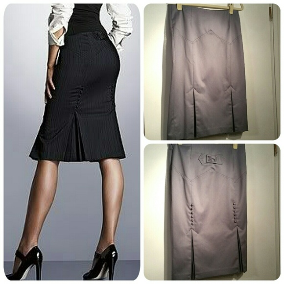49 s secret dresses skirts grey kick