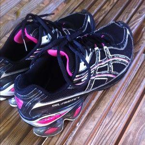 Asics Gel Noosafast  Ladies Running Shoes