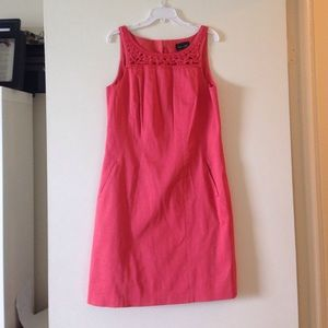 NEWLY-REDUCED Max & Cleo Coral Summer Dress