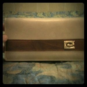 Clutches & Wallets - Antiqued saddle grain leather wallet