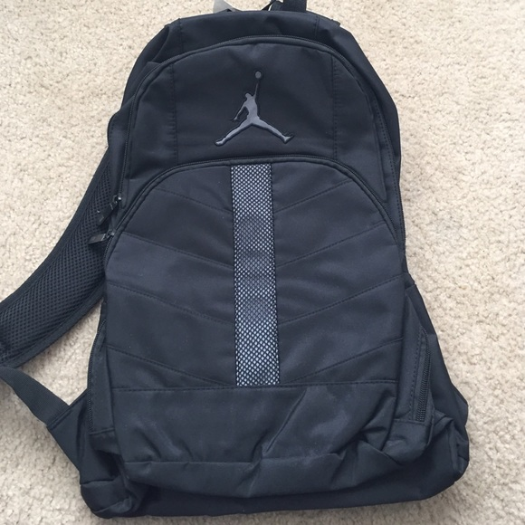 dde368d7ac8b NWT Nike Jordan s backpack black