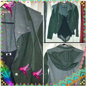 Princess Vera Wang fall/spring jacket