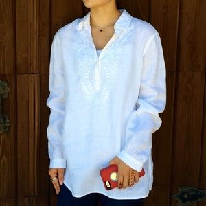Talbots White Beach Resort Tunic