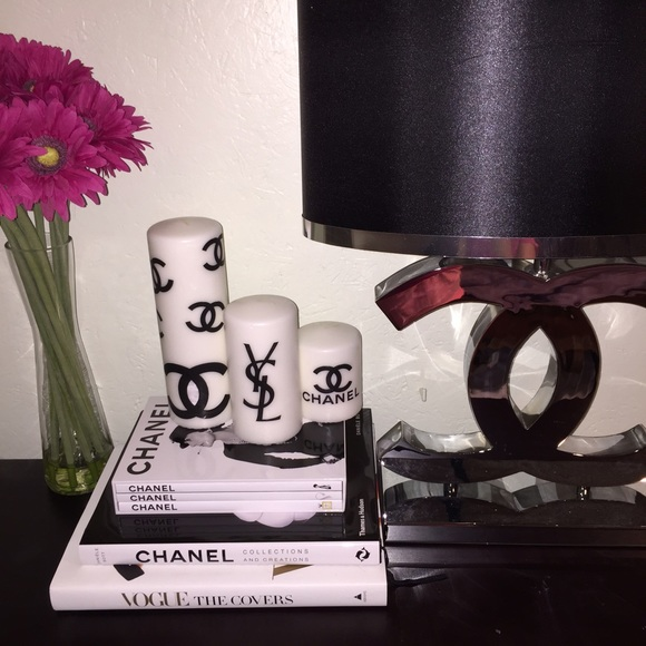 High Quality Just Sharing My Chanel Lamp And Candles