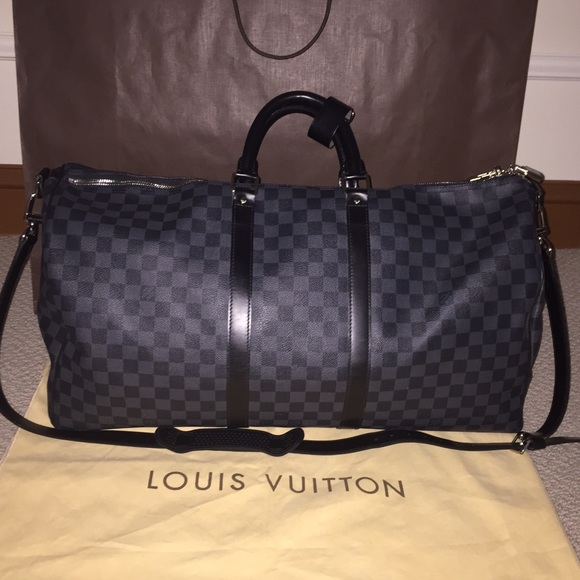 Louis Vuitton Handbags - Louis Vuitton Keepall 55 Bandouliere 48fdd6b4cf648