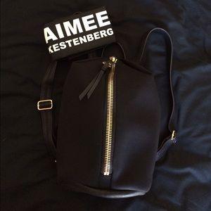 Aimee Kestenberg Front Zip Tamitha Backpack