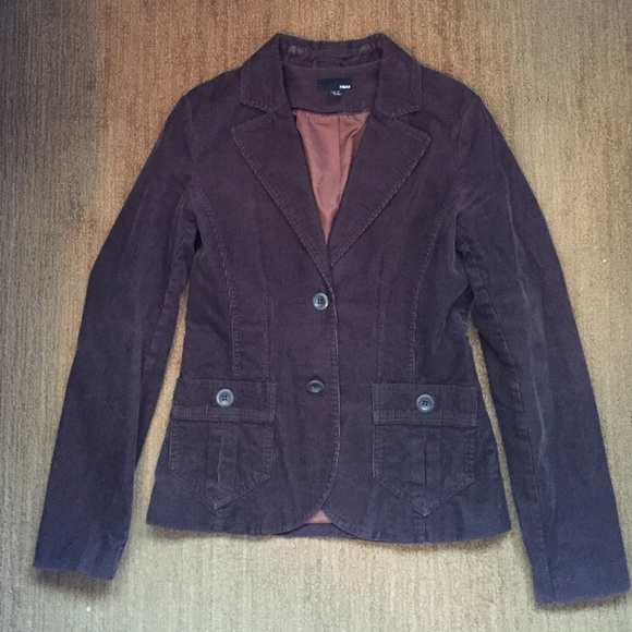 H&M Jackets & Blazers - REDUCED*H&M corduroy blazer