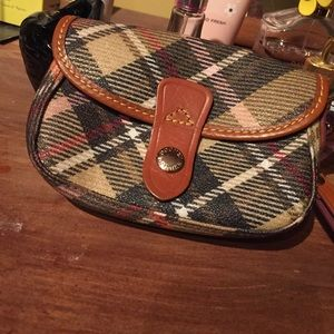Dooney & Bourke small clutch