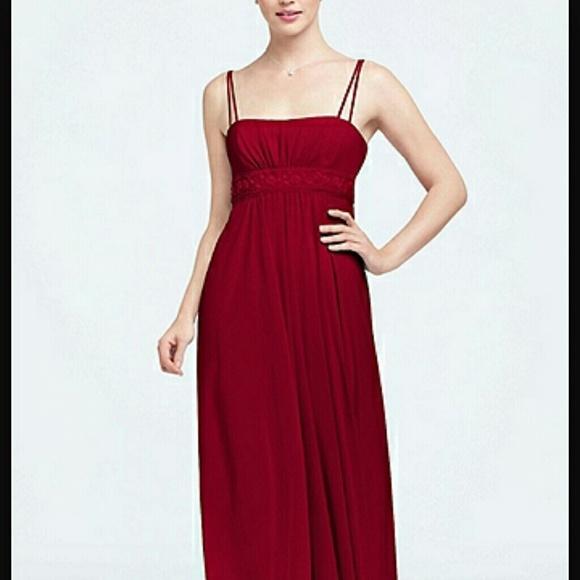 Formal Apple Red Dress