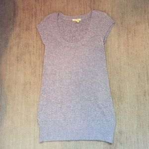 Salt & Pepper Sweaters - REDUCED*Tunic length brown sweater