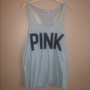 PINK (brand) tank 