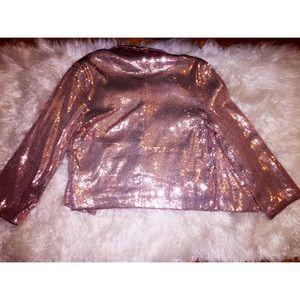 H&M Jackets & Coats - H&M Sequin blazer